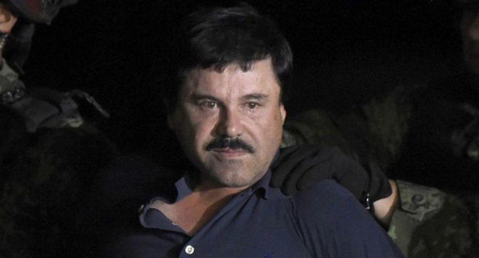 Joaquín Guzmán Loera se encuentra en prisión en Nueva York acusado de 17 cargos que podrían llevarlo a una cadena perpetua.