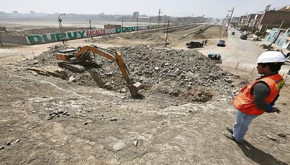 Túneles de ampliación de Av. Javier Prado estarán en 4 meses