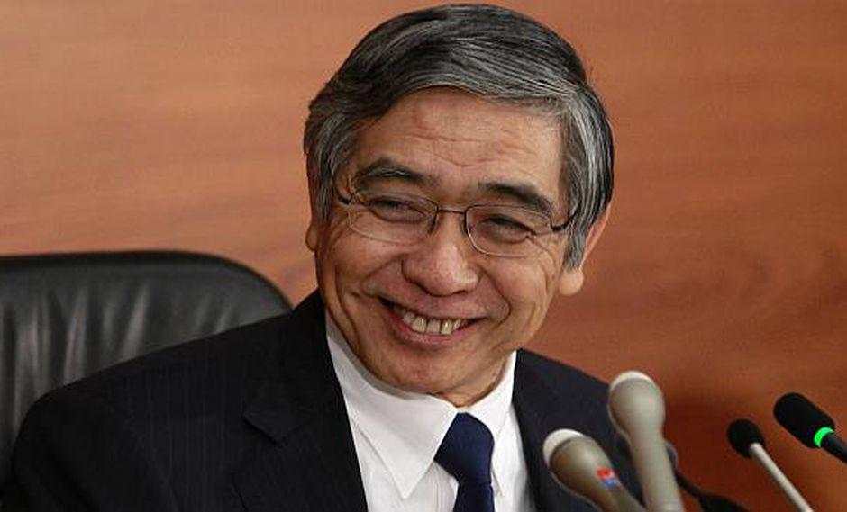 Kuroda, el hombre que sacudió al mercado con sorpresivo anuncio