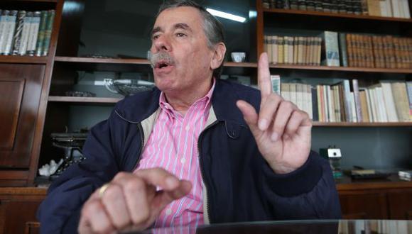 """""""Humala tiene una manera perversa de manejar sector Interior"""""""