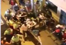San Miguel: vecinos intentaron linchar a sereno acusado de golpear a su pareja