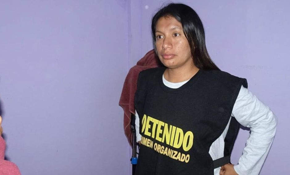 Piura: amplían prisión preventiva para alcaldesa electa de Lobitos