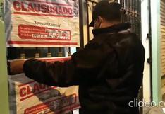 Huancayo: intervienen y clausuran night club clandestino que atendía durante el toque de queda   VIDEO
