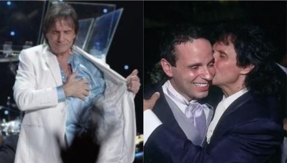 Dudu Braga, hijo del cantante Roberto Carlos, falleció a los 52 años tras lucha contra el cáncer. (Foto: @robertocarlosoficial)