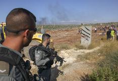 Palestino fue abatido por fuerzas israelíes en Cisjordania ocupada