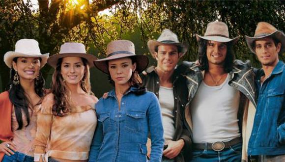 """""""Pasión de gavilanes"""" es una telenovela de habla hispana producida por RTI Televisión para Telemundo y Caracol Televisión, entre 2003 y 2004. (Foto: Telemundo)"""