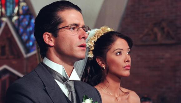 """Fernando Carillo y Adela Noriega en """"María Isabel"""". (Foto: Difusión)"""