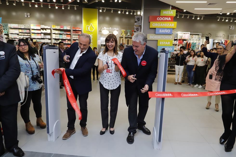 Como parte de su plan de expansión, Casaideas, empresa que comercializa innovadores productos de calidad para el hogar, con diseño propio y precios accesibles; inauguró una nueva tienda en la ciudad de Huancayo. Está ubicada en el C.C. Real Plaza.