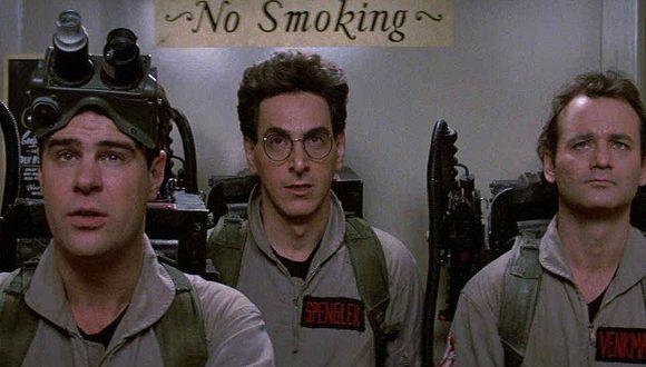 """""""Los Cazafantasmas"""" se reencontrarán en la próxima reunión virtual de Josh Gad. (Foto: Columbia Pictures)"""