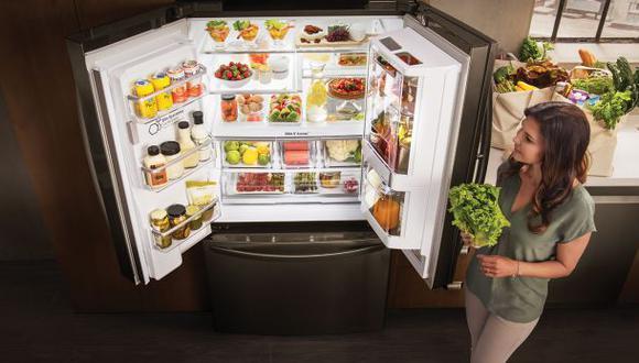 CES 2017: nuevo refrigerador inteligente InstaView de LG