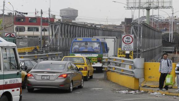 Puente Bella Unión: demora hace que Lima gaste miles de dólares