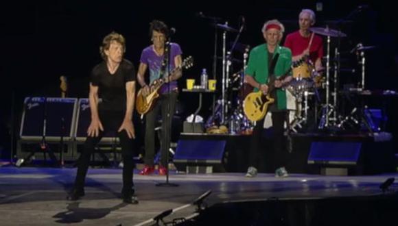 Facebook: Rolling Stones recordaron visita histórica al Perú