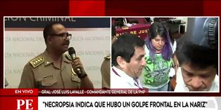 Caso Solsiret Rodríguez: confirman que versión de Andrea Aguirre no coincide con necropsia