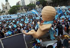Los provida se movilizan en Argentina contra nuevo proyecto sobre el aborto | FOTOS