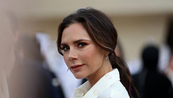 La ex Spice Girl ha incursionado en el mundo beauty con su propia línea de maquillaje. (Foto: AFP)