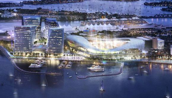 Beckham tiene opositores para construir su lujoso estadio