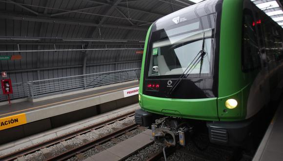 La transferencia busca proveer asistencia técnica para la implementación de la Línea 2. (Foto: Andina)