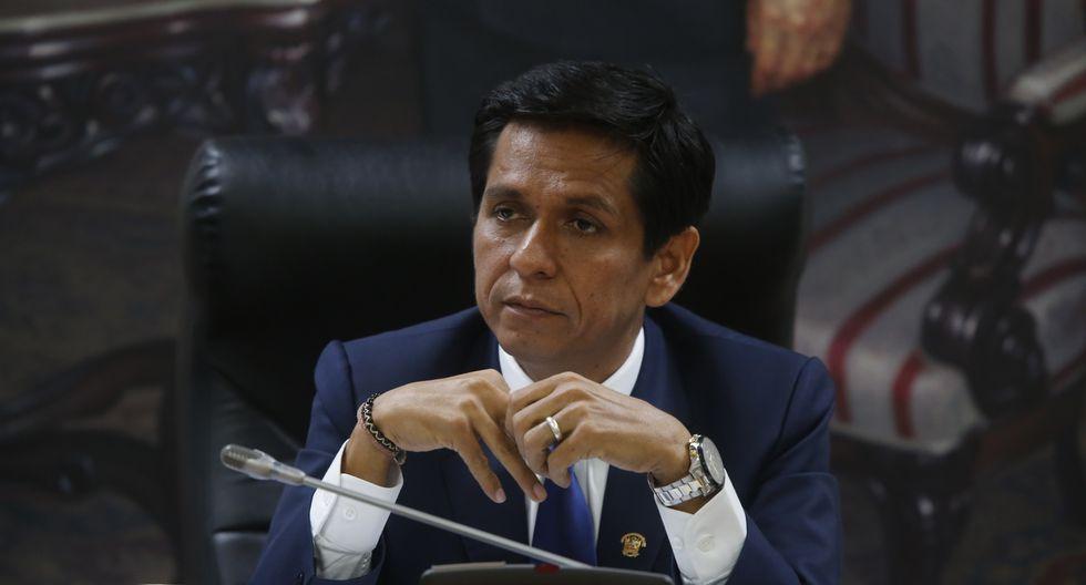 """Meléndez detalló que las reuniones de coordinación con el Gabinete serán semanales y aseguró que en esta """"nueva etapa"""" del Gobierno se ha priorizado la eficiencia. (Foto: GEC / Video: Canal N)"""