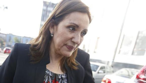 Nadine Heredia: Ni agendas ni su contenido son de mi propiedad