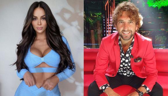 """Antonio Pavón admite que Sheyla Rojas """"tiene un cuerpazo"""": """"Cuando se pone bonita, llama la atención"""". (Foto: Composición/Instagram)"""