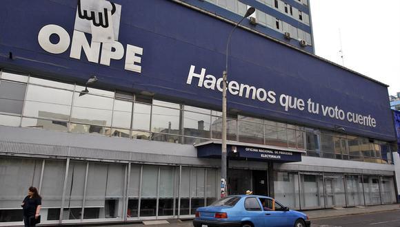 La ONPE detalló las fechas para elegir a candidatos y delegados para los comicios internos. (Foto: Andina)