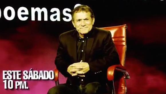 """El comediante peruano será el nuevo invitado en el programa """"El valor de la verdad"""" con Beto Ortiz. (Captura de pantalla)"""