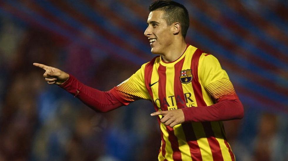 Barcelona: los 15 jugadores que se fueron en el 2014 - 11