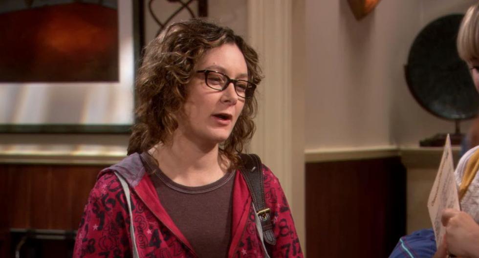 """Leslie Winkle fue uno de los personajes más queridos de """"The Big Bang Theory"""", principalmente por su carácter desenfadado (Foto: CBS)"""