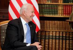 """Biden dice que ve """"perspectivas genuinas"""" de mejorar los lazos con Rusia tras la cumbre con Putin"""