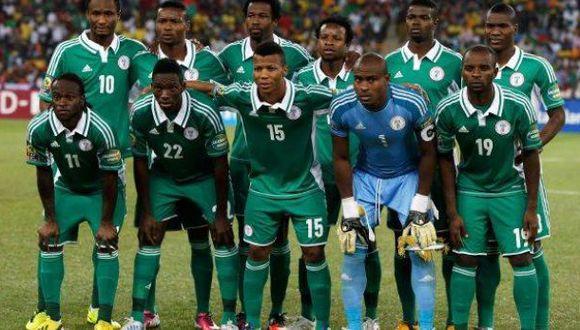 Brasil 2014: Esta es la lista de 30 seleccionados de Nigeria