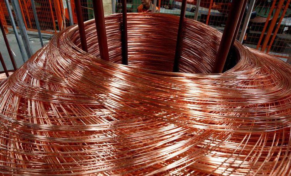 Minera Cerro Verde ocupó el primer lugar en participación de la producción de cobre con un 19.6%. (Foto: Reuters)