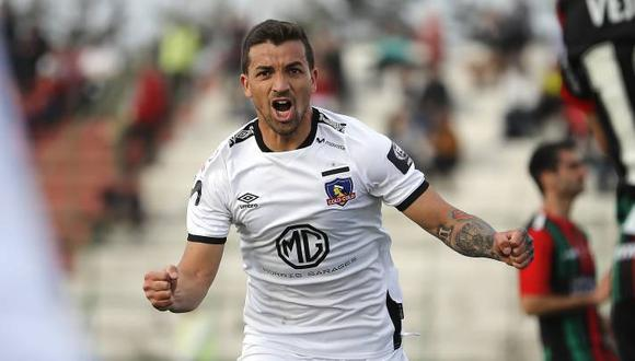 """Gabriel Costa: """"Me siento con ganas de lograr algo muy importante en Colo Colo"""". (Foto: Agencias)"""