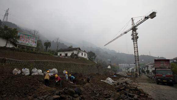 """La """"guerra contra la contaminación"""" de China, que ya entró en su sexto año, se había centrado principalmente en mejorar la calidad del aire. (Foto: AP)"""