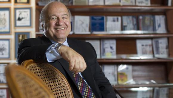 """De Soto, """"encantado"""" de debatir con PPK después de elecciones"""