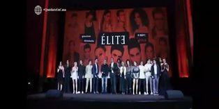 Cinescape: Conoce a las estrellas de Elite