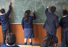 Destituyen a más de mil docentes de colegios públicos y privados sentenciados por violencia sexual
