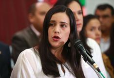 Verónika Mendoza: El gobierno no puede estar mendigando un balón de oxígeno en plena pandemia