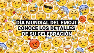 Día Mundial del Emoji: su impacto en el mundo digital