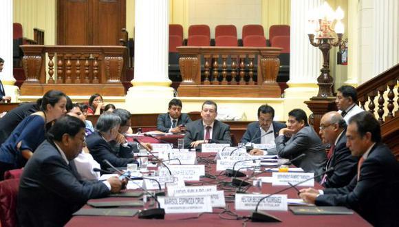 Rolando Reátegui, legislador de Fuerza Popular, preside la Comisión de Fiscalización del Congreso. (Foto: Congreso de la República)