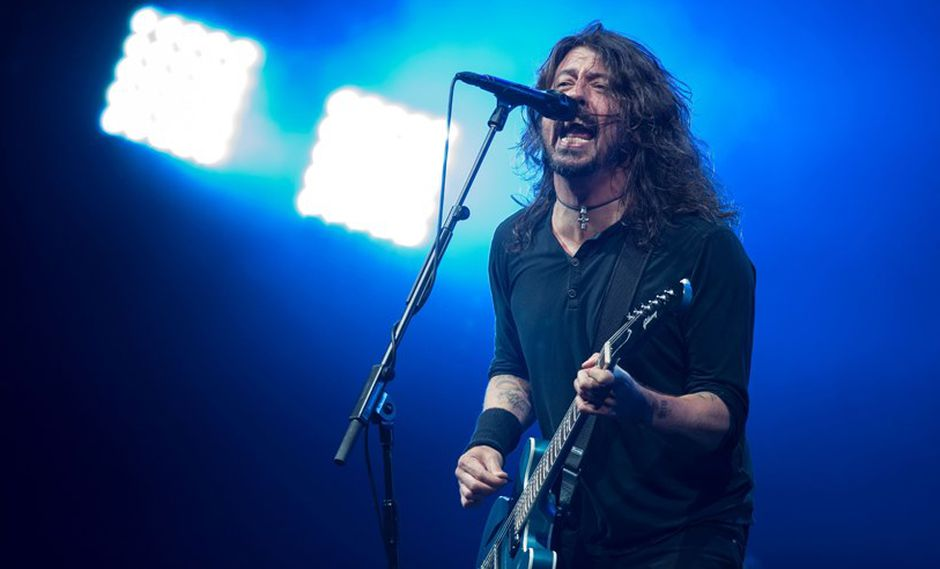 Dave Grohl. (Foto: AFP)