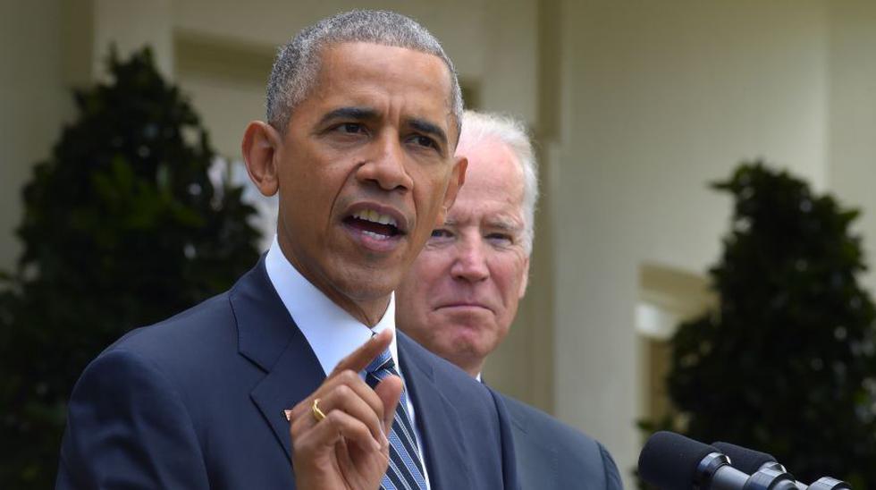 La seriedad de Obama tras el triunfo de Donald Trump [FOTOS] - 1