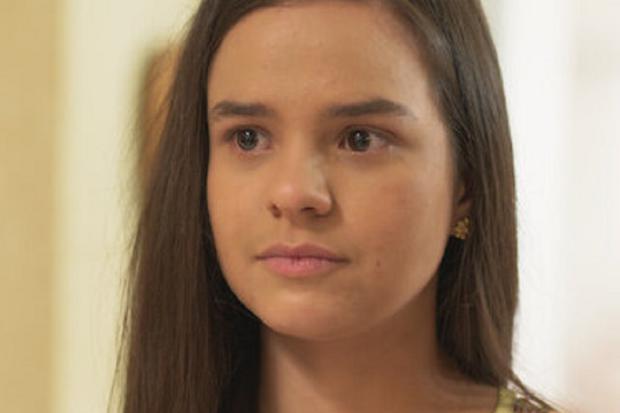 Verónica Velásquez plays Nora Villegas in