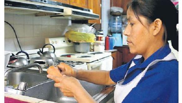 Trabajadores del hogar