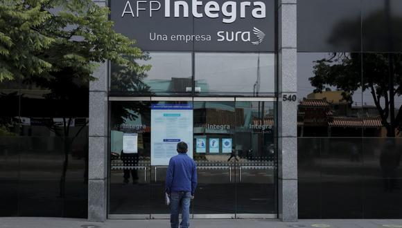 Para acceder a sus ahorros jubilatorios, los aportantes deberán presentar una solicitud ante la AFP a la que pertenecen (Foto: El Comercio)
