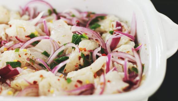 El cebiche peruano es el plato favorito de nacionales y extranjeros. (Foto: Silvia Trigo / Pexels)
