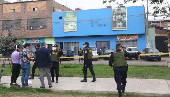 El ministro del Interior, Jorge Montoya, aseguró que la Policía cumplió con los protocolos establecidos en la ley durante el operativo en la discoteca Thomas. (Gonzalo Córdova/GEC)
