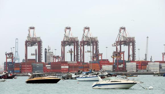Puerto del Callao movilizó 357 mil toneladas métricas de carga desde el 16 al 22 de marzo. (Foto: GEC)