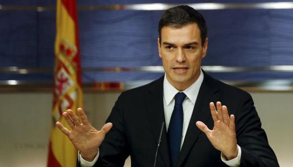 Pedro Sánchez se someterá a debate de investidura el 2 de marzo