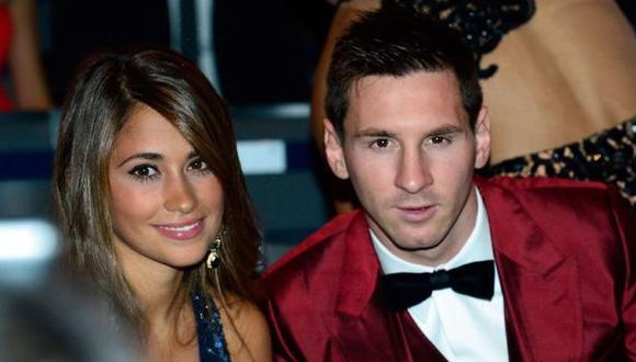 Messi contraerá matrimonio con Antonella Roccuzzo en Rosario