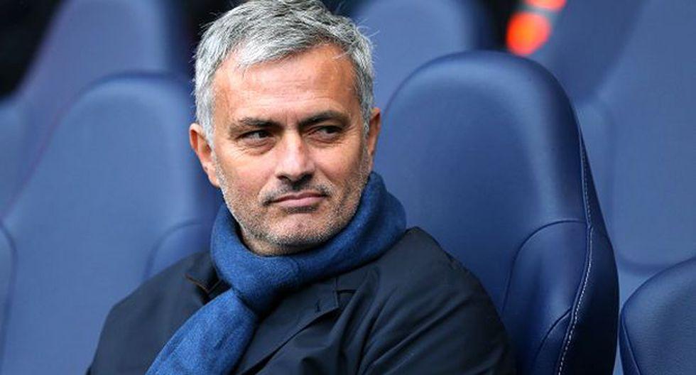 José Mourinho habría firmado precontrato con Manchester United